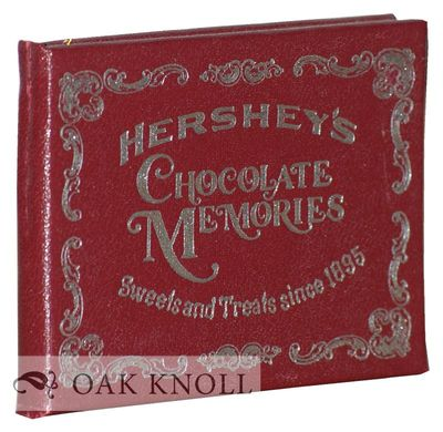 (Hershey, PA): Hershey Foods Corporation, 1980. faux leather, front cover silver-stamped. Miniature ...