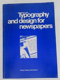 image of Typography and design for newspapers