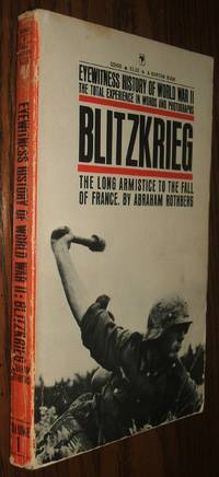 image of Blitzkrieg Eyewitness History of World War Two