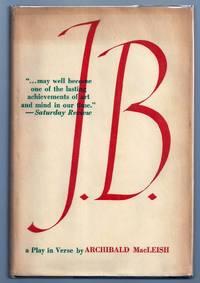 J. B. A Play in Verse