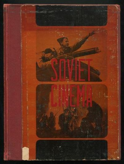 Moscow: Voks. Good. 1935. First Edition. Hardcover. (pictorial paste-on cover illustratoins; no dust...