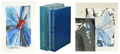 Folio. London and Paris: The Trianon Press, 1966. Folio, 13.25 x 10.25 inches. 44 leaves in a vellum...