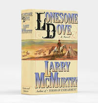 image of Lonesome Dove: a novel.