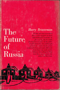 image of The Future of Russia by Braverman, Harry