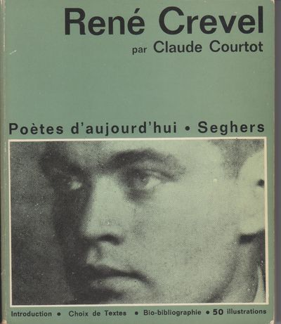 Paris: Editions Pierre Seghers. 1969. First Edition; First Printing. Softcover. Wraps, a fine copy, ...