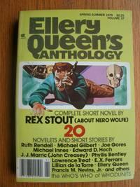 Ellery Queen's Anthology Spring - Summer 1979