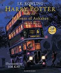 image of Harry Potter and the Prisoner of Azkaban: Illustrated Edition (Signed by the Illustrator)