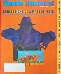 image of Sports Illustrated Magazine, November 6, 1978 (Vol 49, No. 19) :  Confessions of a Master Fixer