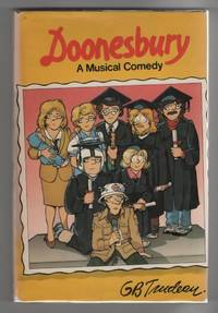 image of Doonesbury A Musical Comedy