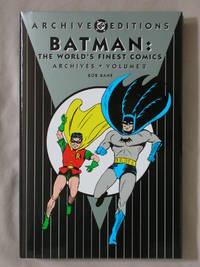 Batman: The World's Finest Comics Archives, Volume 2: DC Archive Editions