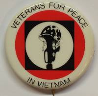 Veterans for Peace in Vietnam [pinback button]