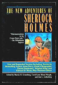 image of THE NEW ADVENTURES OF SHERLOCK HOLMES