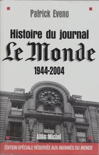 Histoire du journal Le Monde 1944-2004