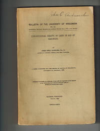 image of Congressional Grants of Land  in Aid of Railways ( Bulletin of the University of Wisconsin  No. 30  )