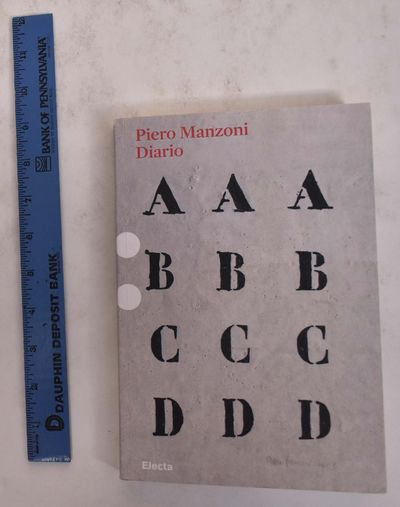 Milan: Electa, 2013. Softcover. Near Fine. tight binding; appears unread.. glued, grey & black illus...