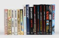 [A complete set of James Bond novels by John Gardner.]