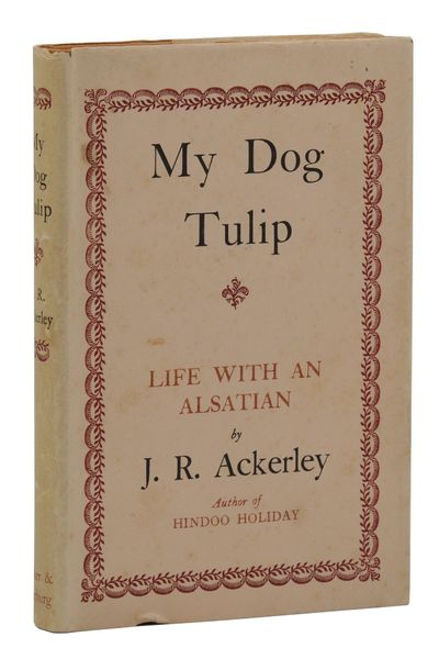 London: Secker & Warburg, 1956. First Edition. Very Good/Very Good. First edition. 164pp. Original b...