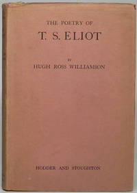 image of The Poetry of T.S. Eliot