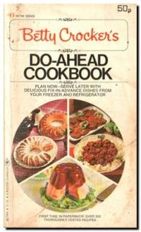 Do-ahead Cook Book