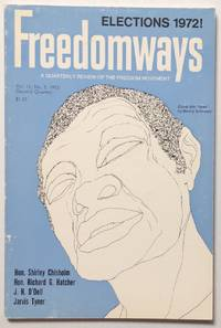 image of Freedomways: a quarterly review of the freedom movement. vol. 12, no. 2 (Second quarter, 1972)