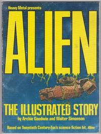 image of Alien The Illustrated Story