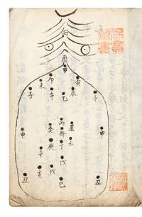 "Manuscript on paper, entitled on upper cover in a neat hand ""Nakagami ryu mugon fukushin den"" (""Nakagami School of Non-Verbal Abdominal Diagnosis, Passed On"")"