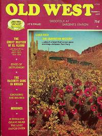 Old West Magazine: Summer, 1977