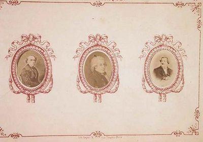 . Lallier, Justin. Album-lyrique: biographique illustrae de cinquante compositeurs et musiciens par ...