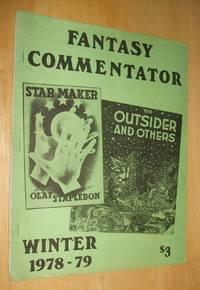 image of Fantasy Commentator Vol. IV No. 2  Winter 1978-79