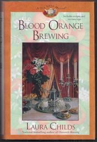image of Blood Orange Brewing. Tea Shop Mystery #7