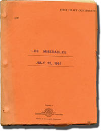 image of Les Miserables (Original screenplay for the 1952 film)