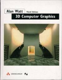 3D Computer Graphics 3rd Edition