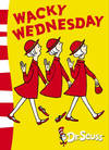 image of Wacky Wednesday: Green Back Book (Dr. Seuss - Green Back Book)
