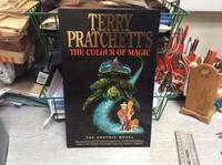 The Colour of Magic, The Graphic Novel          ******SIGNED UK 1/1***