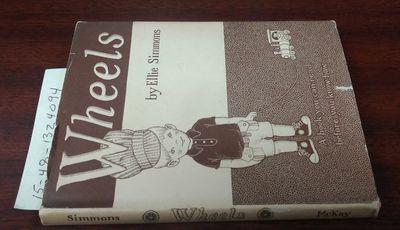 New York: David McKay Company, 1969. Hardcover. 18mo; G/G; Hardcover with DJ; DJ spine, tan with bro...