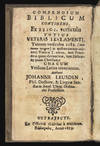 View Image 3 of 7 for RARE DUTCH/HEBREW POCKET-LEXICON Inventory #4472