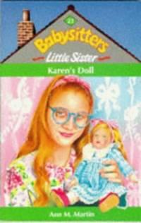 Karen's Doll (Babysitters Little Sister)