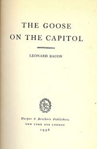 THE GOOSE ON THE CAPITOL