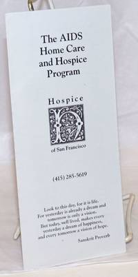 image of The AIDS Home Care and Hospice Program [brochure]