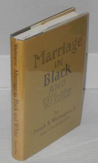 image of Marriage in black and white