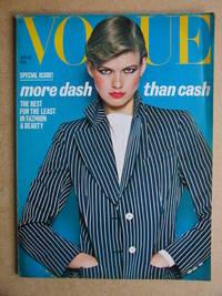 image of Vogue. April 15, 1977.