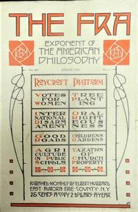 THE FRA, EXPONENT OF THE AMERICAN PHILOSOPHY