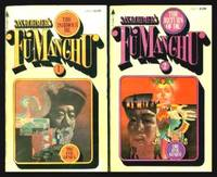 THE INSIDIOUS DR. FU MANCHU - with - THE RETURN OF DR. FU MANCHU