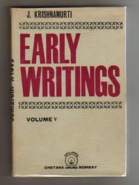 EARLY WRITINGS.  Volume V