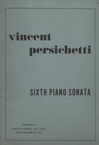 SIXTH PIANO SONATA, Opus 39
