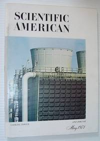 Scientific American, May 1971, Volume 224 Number 5 - Cooling Tower
