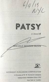 PATSY (SIGNED, DATED & NYC)