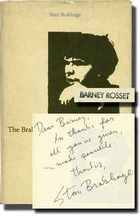The Brakhage Lectures: George Melies, David Wark [D.W.] Griffith, Carl Theodore [Theodor] Dreyer, Sergei Eisenstein (First Edition, inscribed to Barney Rosset)