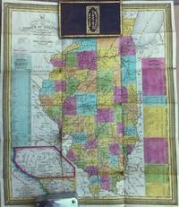 Tourist's Pocket Map of the State of Illinois