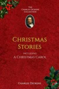 image of The Christmas Stories: features A Christmas Carol
